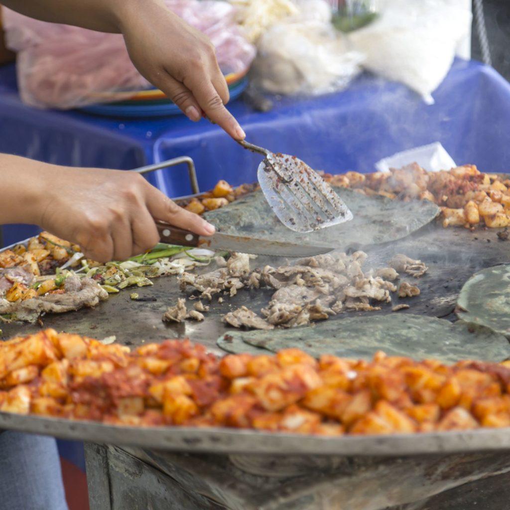 comida de calle México